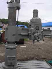 Продам Радиально-сверлильный станок 2А53,  Владивосток - foto 0