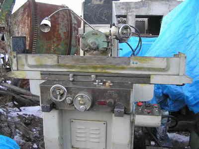 Продам станок плоскошлифовальный 3Г71,  Владивосток - main