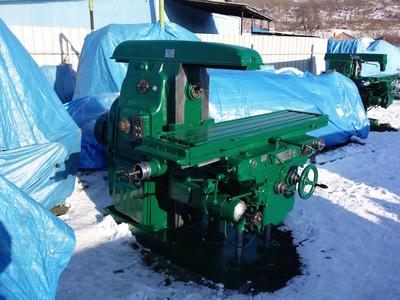 Продам фрезерные станки 6М83,  6Р82Ш,  Ф1-250,  6Т12-1,  Ф2-250 Владивосто - main