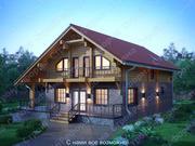 Комбинированные дома плюсы и минусы