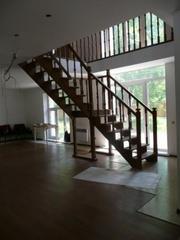 Лестницы: деревянные,  кованые,  из нержавеющей стали. - foto 1