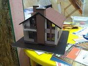 Изготовление макетов домов,  зданий,  коттеджей в уменьшенном масштабе - foto 2